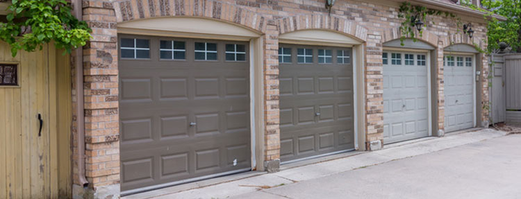 Overhead door installed in Rhode Island